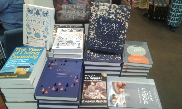 hygge-book-display